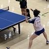 写真映え✨✨…かんな選手の #三重県卓球 ジュニアの部