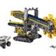 レゴ テクニック バケット掘削機 42055が格安でゲットできるショッピングサイト