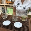 中国茶の茶席体験