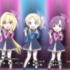 ゲーム内アニメ「しんげき」のエンディングテーマが変更! 「Life is HaRMONY」です!