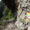 近畿の山旅4日間 1日目は大杉渓谷登山口から桃の木山の家