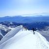 北アルプス 白馬岳主稜 ② 2021.04.10-11