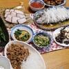 今日の晩ごはん:中華パーティー