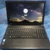 dynabook B654に搭載した中華SSDが壊れた(; ・`д・´)…ゴクリのでSamsung 860EVOに交換した。起動10秒!