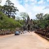 カンボジア旅行5日目:バイヨン〜タ・プローム〜プノン・クロム
