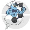 【単体考察:剣盾GS(冠の雪原)】サポート型ボルトロス(化身フォルム)について