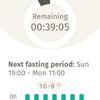 BodyFast(16時間断食)