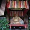 8番 門をくぐると、中国と福福しい布袋様に会えるお寺