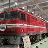 京都鉄道博物館に行く ~ゆーたんと親友のあっくんとEH800を撮影に行きました~