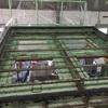 瓦の漏水試験