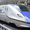 JR東日本、新幹線E7系で自動運転の試験を来年10,11月に実施。