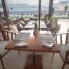 ビーチサイド、ヴィラ 好きなところで朝食を。 ベトナムフュージョンリゾートカムラン