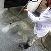 住宅塗装の最初の仕事!高圧洗浄のお知らせ・。・。
