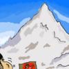 「気象遭難」「滑落遭難」から過去の登山を振り返る(その1 槍ヶ岳)