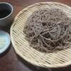 盛り蕎麦(山本かじの『十割そば本舗 伝統の二八そば』)