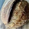 【天然酵母】「全粒粉とスペルト小麦の天然酵母パン」パン生地の作り方・レシピ。