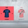 FIFAで日本代表と韓国代表を作る方法