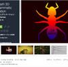 【作者セール】昆虫の「アリ」の足にIKを持たせて複雑な地形でもしっかり歩かせるスクリプトが1ドルセール!「Ant Math 3D」