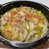 【レシピ】味付け簡単!2度おいしい具沢山アヒージョからのペペロンチーノ!!
