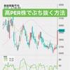 【株】高PER株で利益をブチ抜く方法