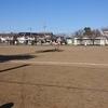 練習試合と太陽とサングラス❗
