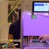 噂の「TensorFlowでキュウリの仕分けを行うマシン」がMFT2016に展示されていたので実物を見てきた