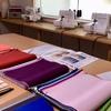 ソーイング教室で標準光カラー診断@糸島市篠原