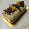 🚩外食日記(864)    宮崎 「ケーキハウス309」★11より、【モンブランロール】‼️
