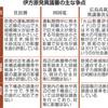 伊方3号機 再稼働容認 安全評価 国の方針に追従 - 東京新聞(2018年9月26日)
