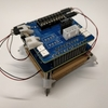 【ESP32】小型擬似オムニロボットを自作したよ:)