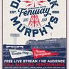 DROPKICK MURPHYSが無観客無料配信ライブをフェンウェイパークで行います!【STREAMING OUTTA FENWAY】