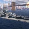 ティア8プレミアム戦艦 コンステレーション