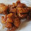 川崎鶏唐揚定食店の持ち帰りを食リポします