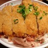 和風たれかつ丼がキャンペーン中なので、通常価格¥680のところ、¥390でした。@やよい軒_池袋劇場通り店