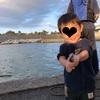 子連れで魚釣りに行ってきました。