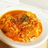 帰宅速攻飯:鶏肉のトマトチーズ煮