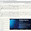 Firefox Nightly45に圏点(text-emphasis)がやってきた