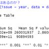 都道府県別のパスポート発行数のデータ分析6 - 全部のデータを使って、年や月別の発行数に違いはあるのか?を検証する。