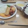 近大の100円朝食がすごかった。