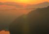 木曽川中流域の景勝地「恵那峡」