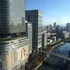 11/7 大阪 晴れ、帰京