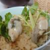 牡蠣ご飯 冬の味覚をうっまーくいただいちゃいましょう!!
