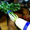 和歌山名産「葉つき布引大根」が手に入った夜に始まる⇒「だいこん祭り」開催【得意料理】