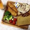 6月16日の食事記録~野菜多めとおからケーキで栄養バランス良しの一日