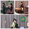 地元のクリスマス・イベント<西サロン>ライブ出演、ご報告♫