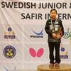【 試合結果 】ITTFジュニアサーキット・スウェーデンオープン