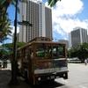 はじめてのハワイ旅行⑥【5泊7日】1日目 5泊6日 ヒルトン・ワイキキ・ビーチに宿泊しました!ホテルの様子をレポート!