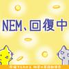 NEM50円突破、他の通貨はいまだ低迷中