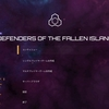 GAME「DEFENDERS OF THE FALLEN ISLAND」