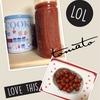 """今日は主人の買い物のお付き合い^_−☆とは言っても""""天野トマト""""へジュースを買いに☺️"""